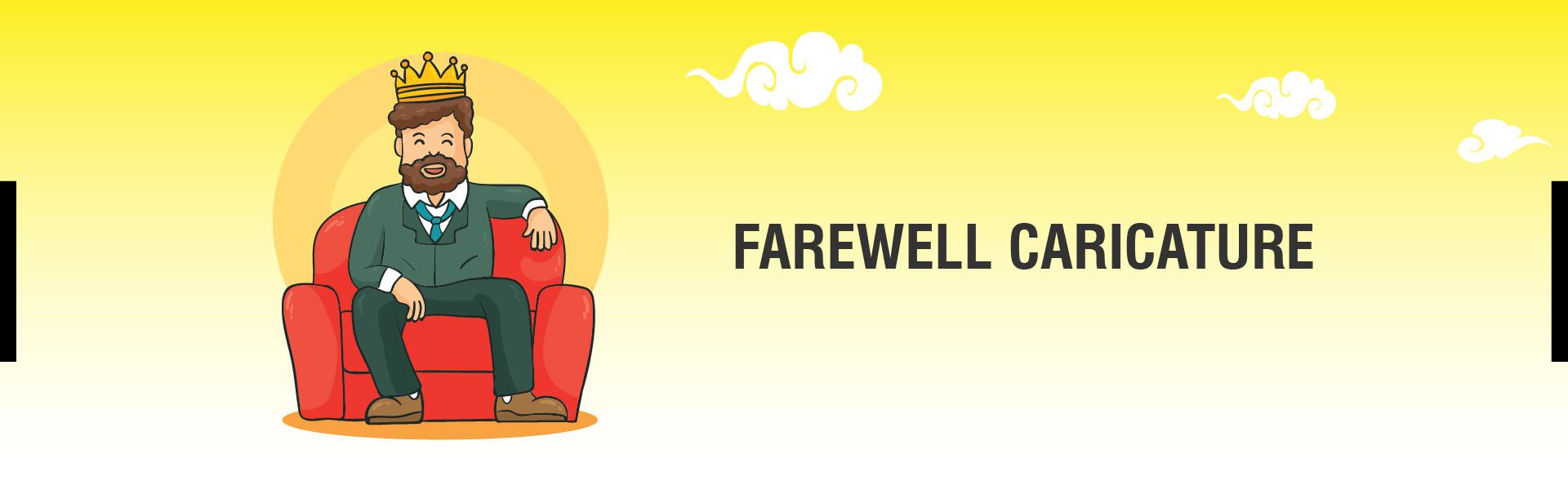 Farewell gift