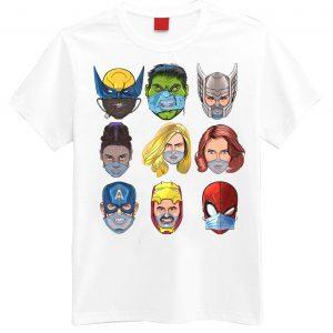 superhero masks_white