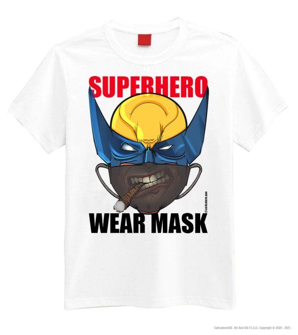 vwolverine mask